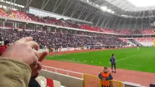 Sivasspor Bandırmaspor ŞAMPIYON