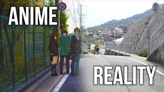 Anime VS Reality ? Haruhi Suzumiya
