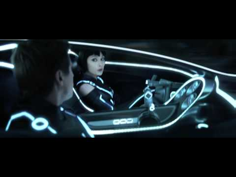 Thumb New videoclip, TRON: LEGACY – Quorra Saves Sam