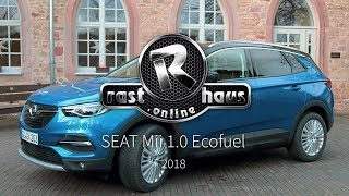 Opel Grandland X Innovation 1.2 Turbo Test 2018