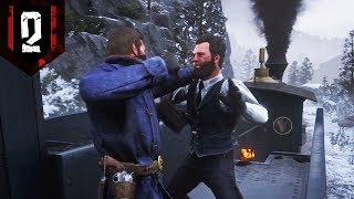 Red Dead Redemption 2 - Part 2 - Robbing a Train!