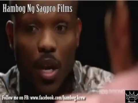 Pacquiao And Bradley Interview Pt.1 - Hambog Ng Sagpro Films video
