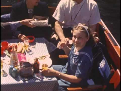 Boettiger Family at Mercer Island, Wa; Hyde Park, NY and Sun Valley