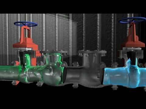 Bladder Expansion Tank in Fire Sprinkler System
