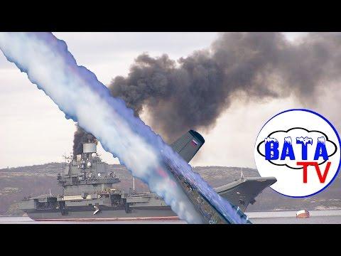 Зачем русский МиГ-29 в море падал