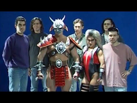 Mortal Kombat 3 - Making of Legendado em Pt-Br