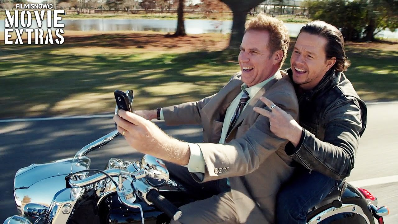 Daddy's Home 'Motorcycle' Deleted Scene (2015)