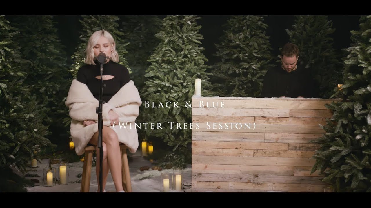 "Nina Nesbitt - ""Black & Blue (Winter Trees Session)""の映像を公開 新譜「The Sun Will Come Up, The Seasons Will Change & The Flowers Will Fall」(deluxe album)2019年11月22日配信開始 thm Music info Clip"