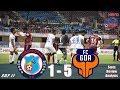 Download Indian Super Cup 2018 Quarter-Final: Jamshedpur FC vs FC Goa | 1 - 5 | 6 Reds: 8 vs 8 !! in Mp3, Mp4 and 3GP