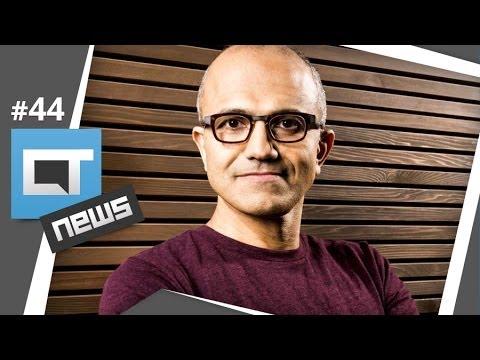 Canaltech News #44: novo CEO da Microsoft, Galaxy S5, 10 anos do Facebook e mais