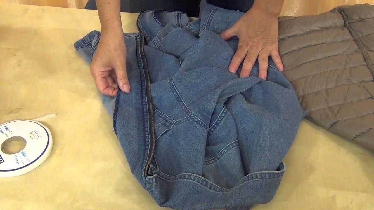 Как сшить куртку с подкладкой 76