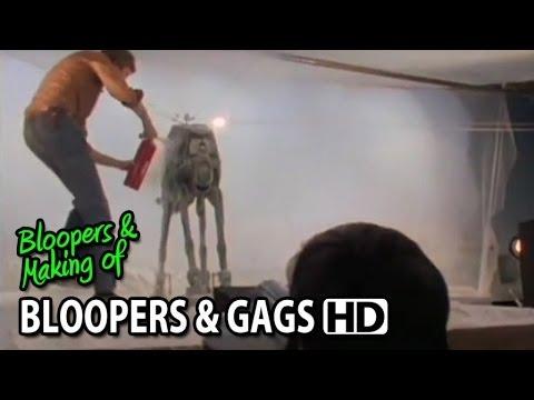 Star Wars: Episode IV V VI (1977-80-83) Bloopers, Gag Reel & Outtakes