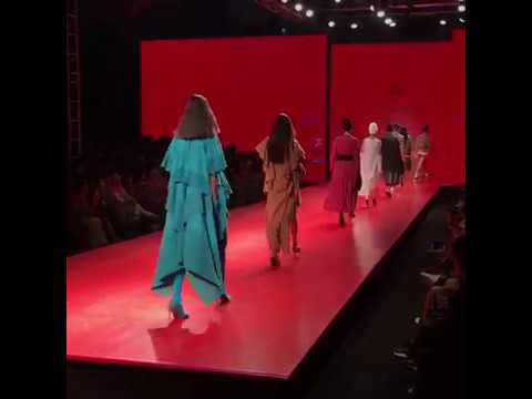 Models killin it in designs by Atsushi Nakashima