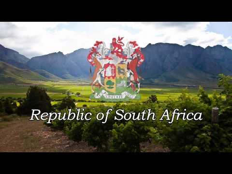 """National Anthem of South Africa (1957-1997) - """"Die Stem van Suid-Afrika"""" [Instrumental, RSA]"""