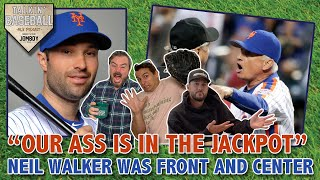 "Neil Walker played part in ""our ass is in the jackpot"" video"