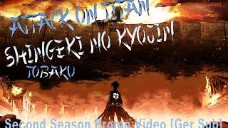Attack on Titan Season 2 Promovideo [Ger Sub]