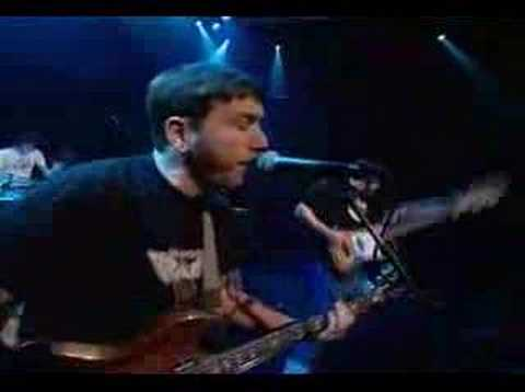 Alexisonfire live - Pulmonary archery