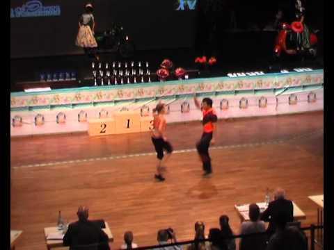 Gisa Roth & Marco Stefano Giordano - Süddeutsche Meisterschaft 2011