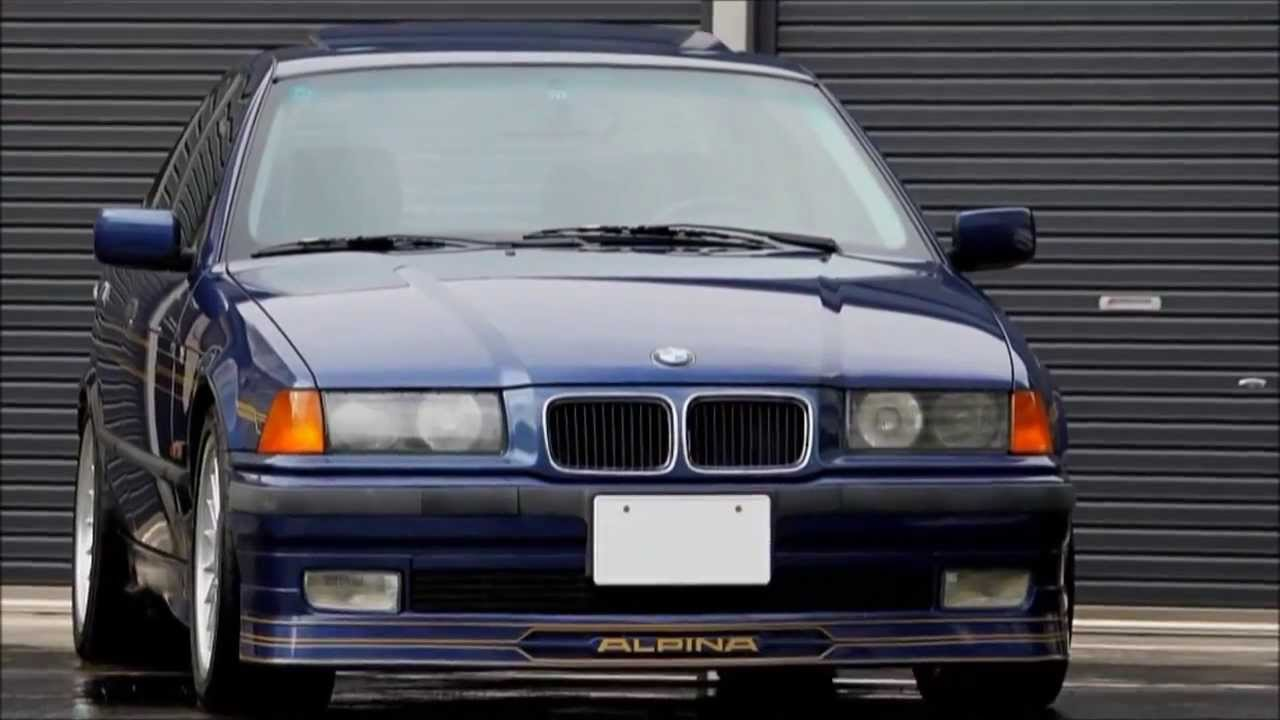 96 アルピナb3 3 2 E36 Highway Star Garage Bmw Alpina B3 3 2