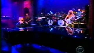 Elton John- Late Show with David Letterman. October 1, 2001. I Want Love