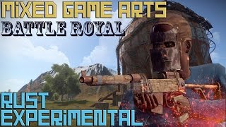 BattleRoyal 1 Olduk! l RUST Multiplayer Online l 102