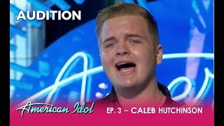Download Lagu Caleb Hutchinson: An 18-year-old Country Singer With MIND BLOWING Voice! | American Idol 2018 Gratis STAFABAND