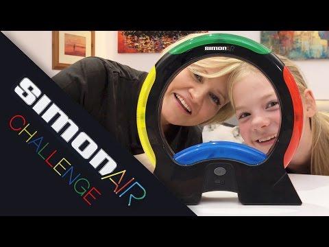 Gra Simon Air, Hasbro - Challenge
