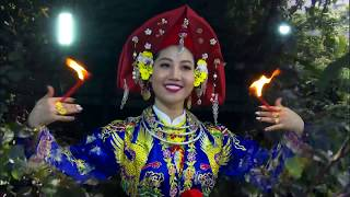 Cô Đồng Xinh Tươi Đẹp Nhất 2019 . Loan Giá Chầu Lục  . Văn Thanh Long . Thanh Đồng : Trần Thị Thu