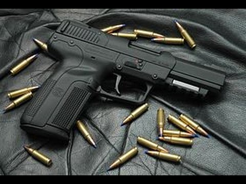 Browning FN FiveseveN inceleme ve ATIŞ