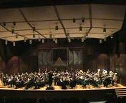 2008 Ohio State University Honor Band - 'Danse Diabolique