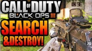 "Call of Duty®: Black Ops III Search & Destroy #9 ""My GFX Designer!!"""