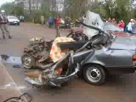 Acidente em iju� 15/06/2009
