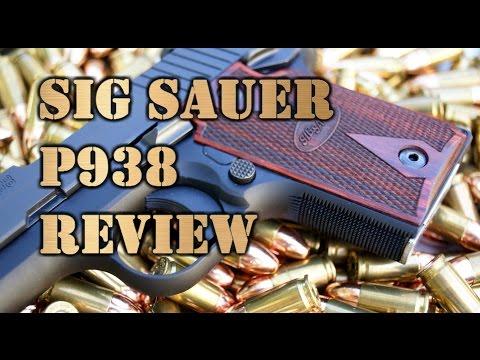 Gun Review: Sig Sauer P938