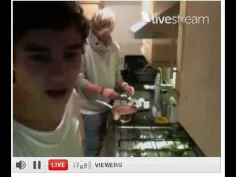Liam Payne and Andy Samuels Twitcam 22/11/11 - Part 2
