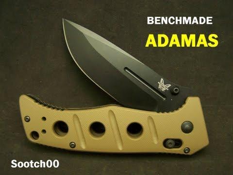 Benchmade Adamas Ranger Knife  275