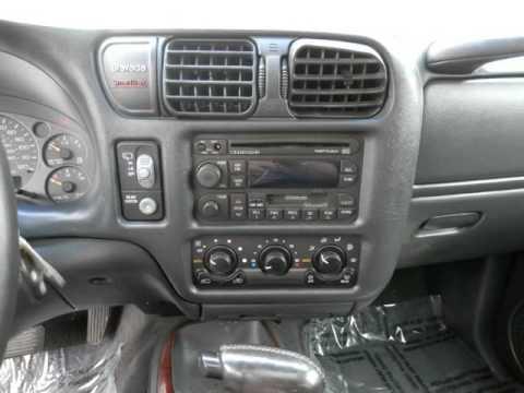 Oldsmobile Bravada 1999 1999 Oldsmobile Bravada 4dr