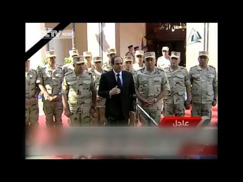 Egypt Mourns Sinai Attacks Victims