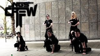 NGS - Industrial Dance 100% Choreography