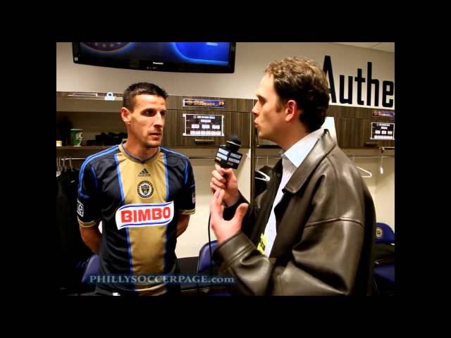 Union 1-0 Revolution Post-game Interviews