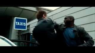 Taken: Airport Taxi Fight
