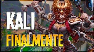 KALI VS NEITH | RANKED DUEL | SMITE BRASIL