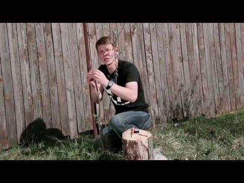 Как привить яблоню - Прививка своими руками - Дерзайте