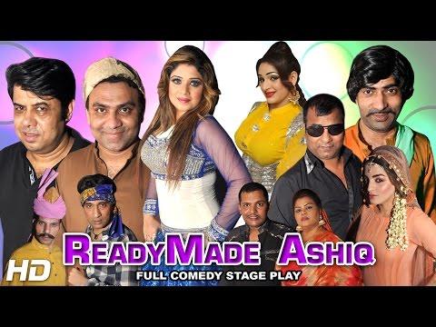 READYMADE ASHIQ (FULL DRAMA) - 2016 NASEEM VICKY BRAND NEW PAKISTANI COMEDY STAGE DRAMA