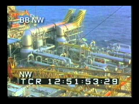 Off Shore Oil Rig - Oil Refinery - Drilling For Oil - Oil Rig Workers - Best Shot Stock Footage
