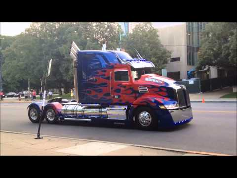 Transformers 4   Filming in Chicago