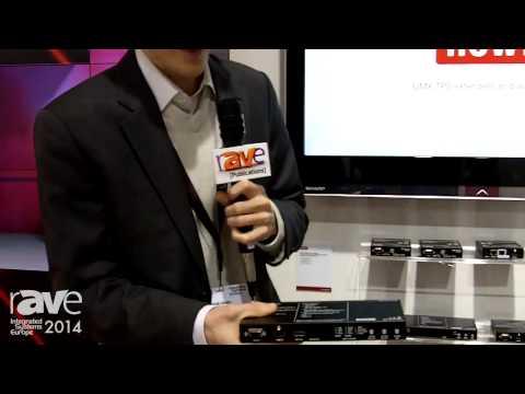 ISE 2014: Lightware Introduces Its UMX-TPS Range of Modular Matrix Switches