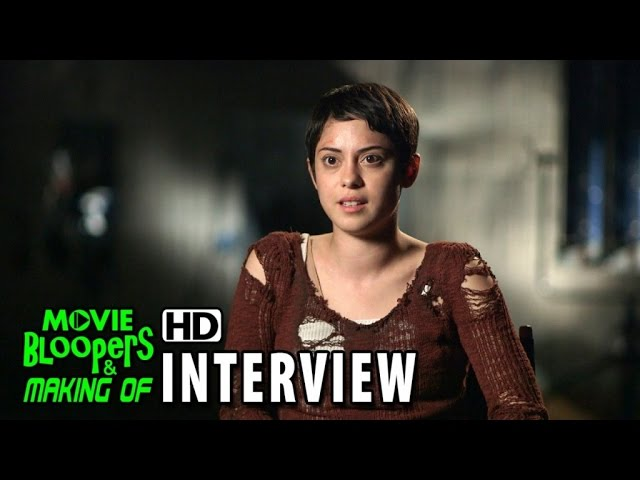 Maze Runner: The Scorch Trials (2015) Behind the Scenes Movie Interview - Rosa Salazar is 'Brenda'