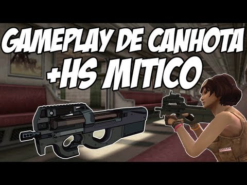 Gameplay de Canhota