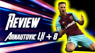 FIFA Online 4 | Review nhanh Arnautovic LH+8