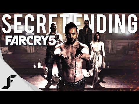 Far Cry 5 Finished in 10 Minutes - Secret Ending Easter Egg! (No Major Spoilers)